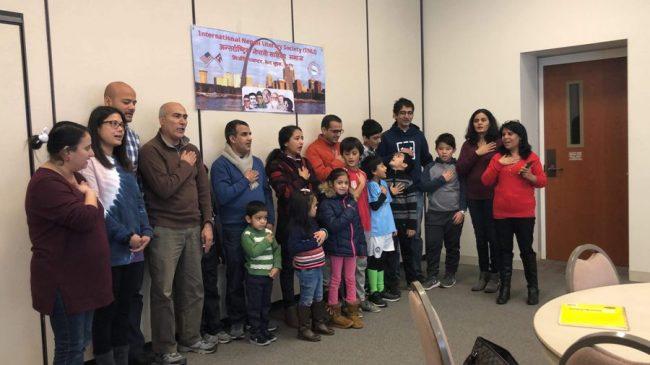 अन्तर्राष्ट्रिय नेपाली साहित्य समाज मिजौरी च्याप्टरद्वारा नेपाली पाठशाला स्थापना