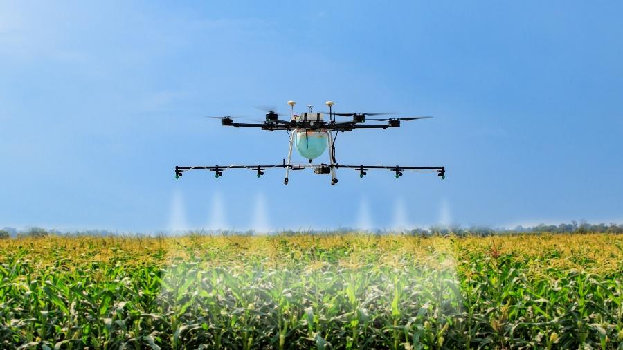 मल र विषादी छर्न 'ड्रोन' प्रयोग गरिँदै