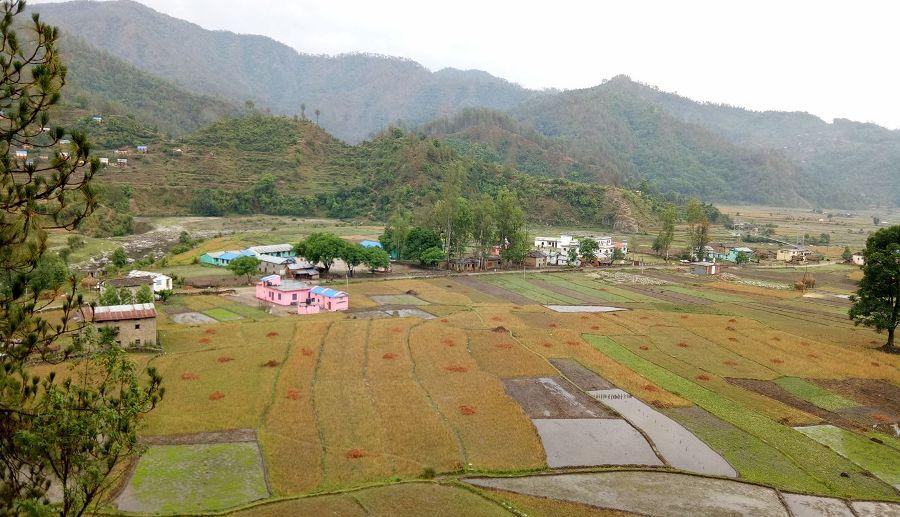 धारापानीमा औद्योगिकग्राम स्थापना हुने, स्थानीयवासी मा खुशीयाली