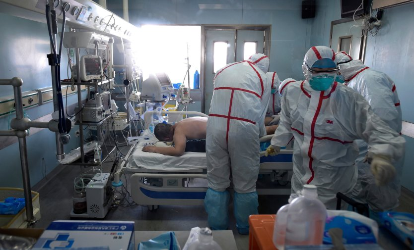 विश्वभर कोरोना प्रकोपः आइतबारमात्रै ९७ जनाको मृत्यु, ४० हजारबढी संक्रमित