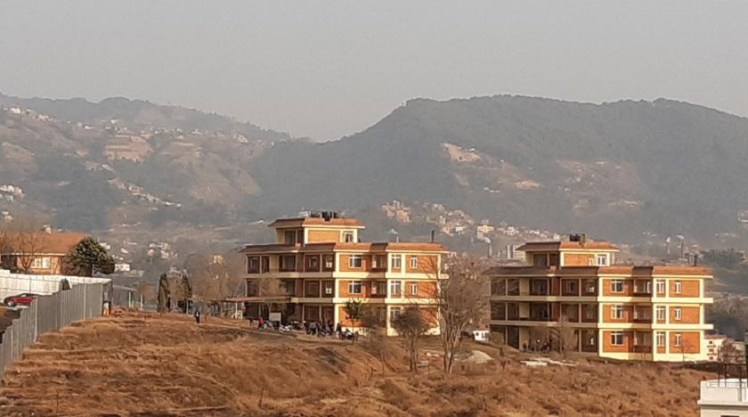 प्राधिकरणमा थप दुईसहित चार भवन खाली गराइयो, चीनबाट फर्कनेलाई नगरकोटमा पनि राखिने