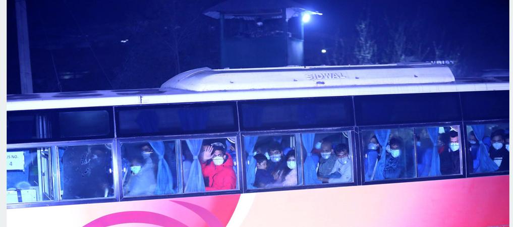 कोरोनाको त्रास हटाउन घरघरमा सुरक्षा टोली
