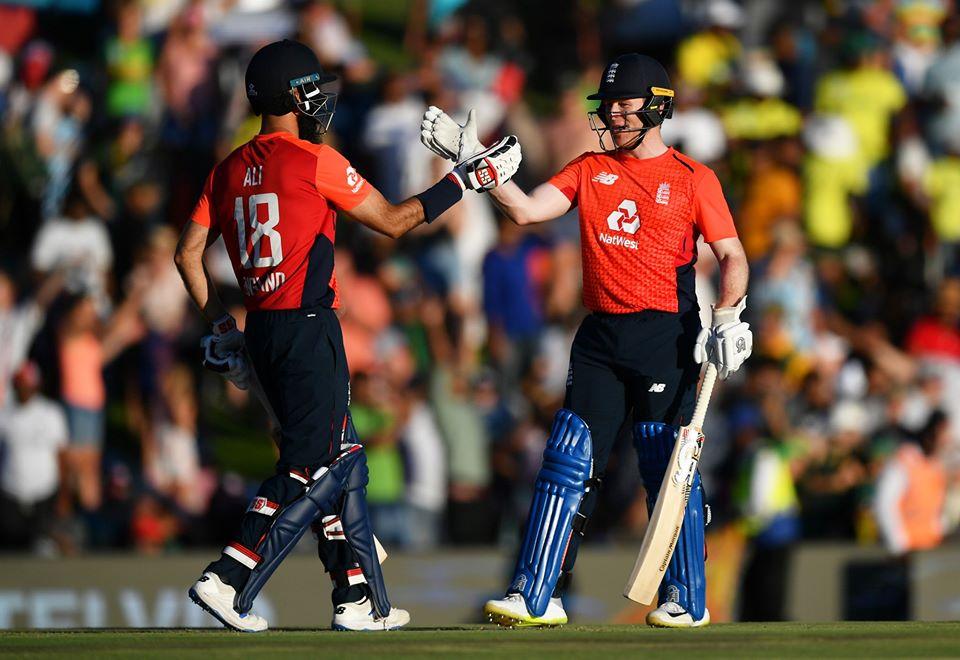शानदार जितसहित दक्षिण अफ्रिकाविरुद्धको टी–२० सिरिजमा ईंग्ल्याण्डको कब्जा