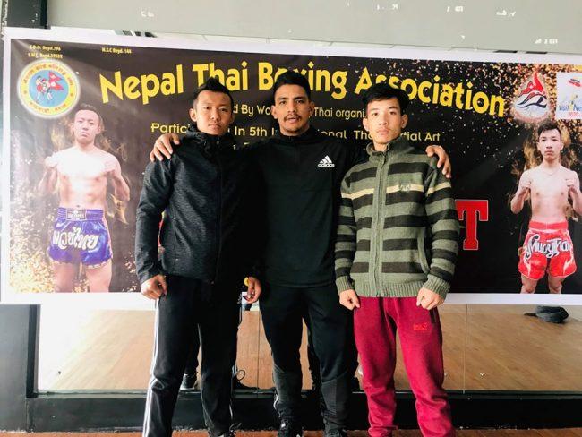 पाचौँ अन्तरराष्ट्रिय थाइ मार्सल आर्टस् गेम फेस्टिभलमा भाग लिन नेपाली टोली थाइल्यान्ड जाँदै
