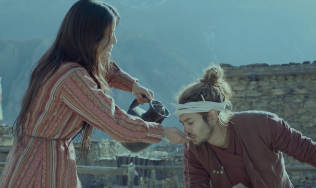 'प्रेमगीत ३' : शीर्ष गीत 'हर युग होस् प्रेमको गीतको' रिलिज [भिडियो]