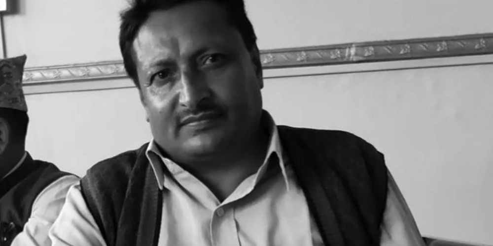 बानेश्वरको एक क्याफेमा नेकपाका नेता मृत फेला, ४ जना पक्राउ