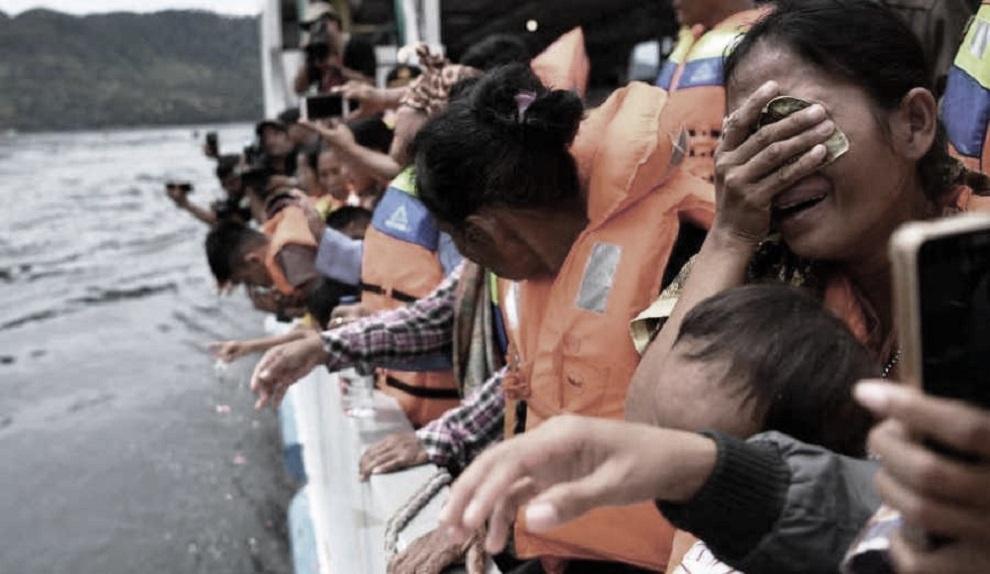पानीजहाजबाट उद्धार गरिएका ४० अमेरिकी नागरिक कोरोना भाइरसबाट सङ्क्रमित