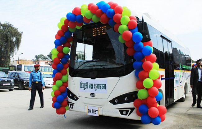 साझाबाट पैसा फिर्ता लिएपछि विद्युतीय बस खरीद गर्ने तयारीमा सरकार