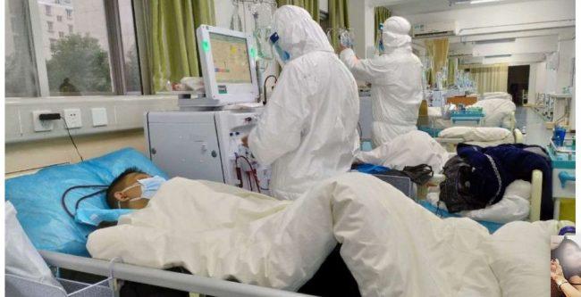चीनका नौ अस्थायी अस्पतालमा कोरोना भाइरस विरुद्धको सेवा सुरु