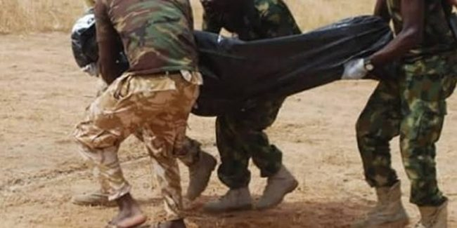 सेनाका एक सिपाहीले ४ सहकर्मीको हत्या गरी आफैँले गरे आत्महत्या