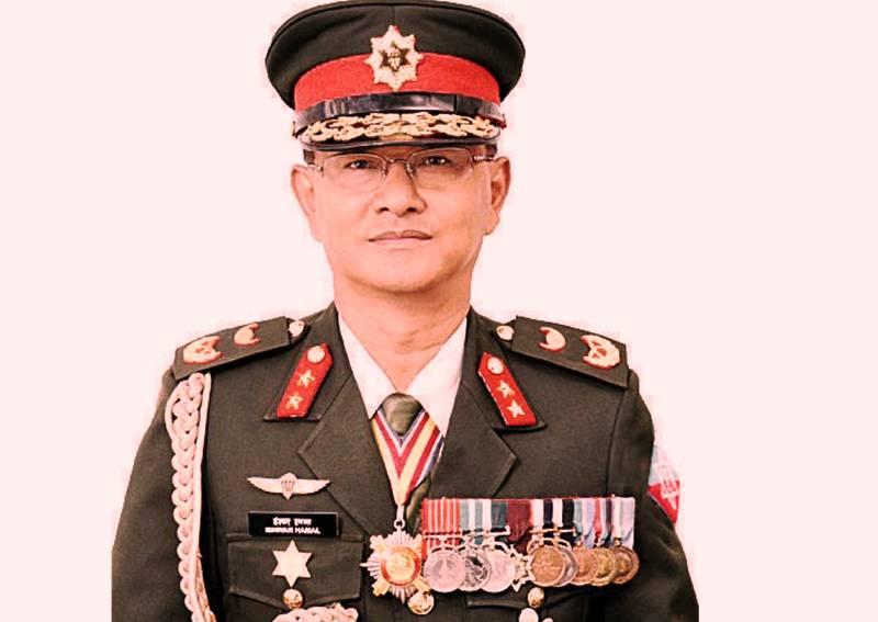नेपाली सेनाका जर्नेललाई राष्ट्रसंघको उच्चपद