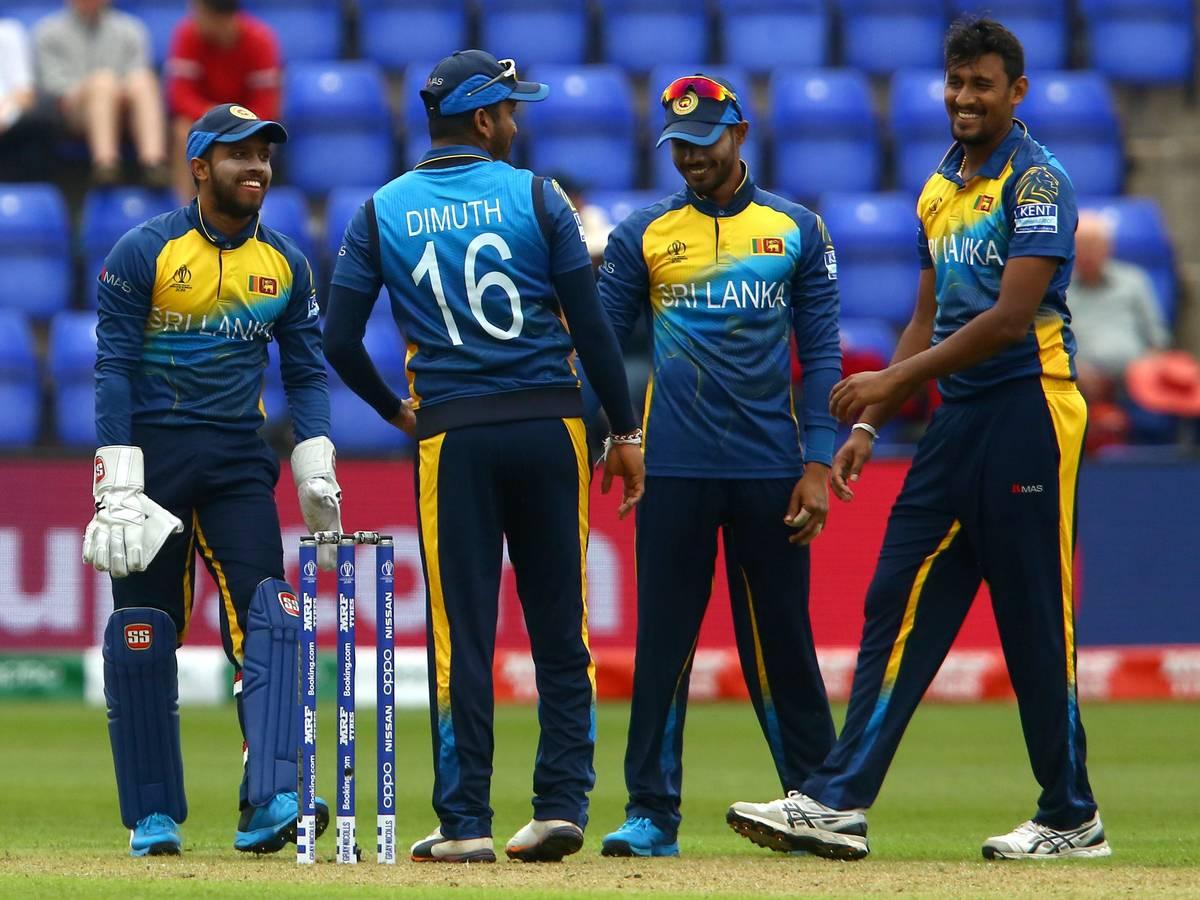 इंग्ल्याण्डसँग खेल्ने श्रीलंकाको टिम घोषणा