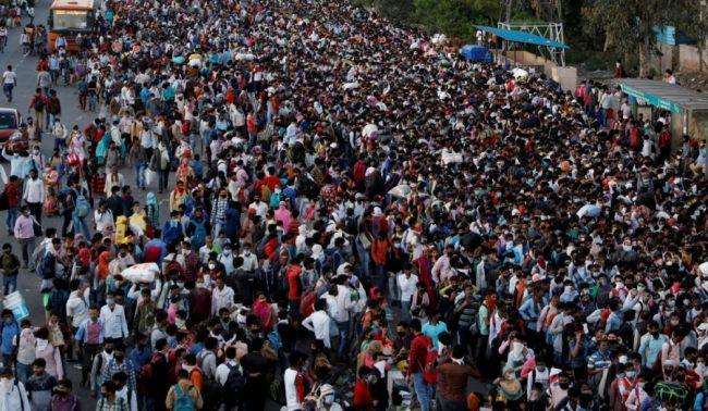 भारतमा कोरोनाबाट ३० जनाको मृत्यु, संकटमा लकडाउन (१० तस्बिर)