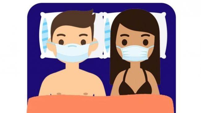 यौन सम्पर्क गर्दा कोरोनाभाइरस सर्छ कि सर्दैन?