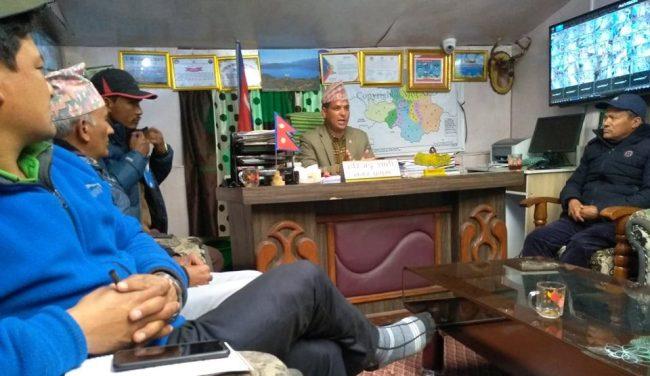 छायाँनाथ राराका प्रमुख र नगरपालिकाविरुद्धकाे अन्तरिम आदेश खारेज