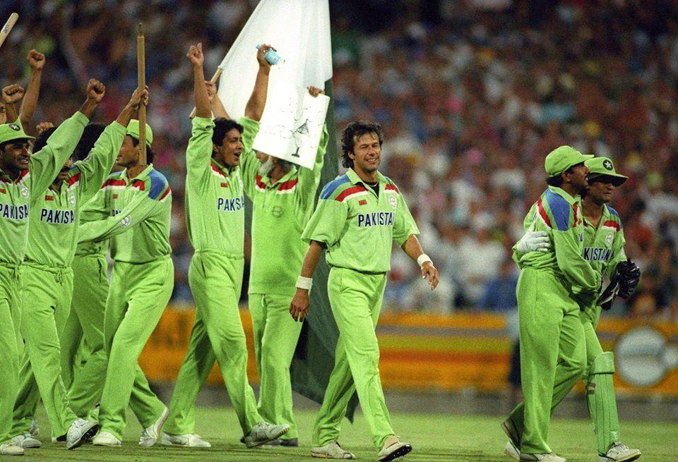 २८ वर्ष अगाडी ईमरान खानले पाकिस्तानलाई विश्व च्याम्पियन बनाएको त्यो क्षण…