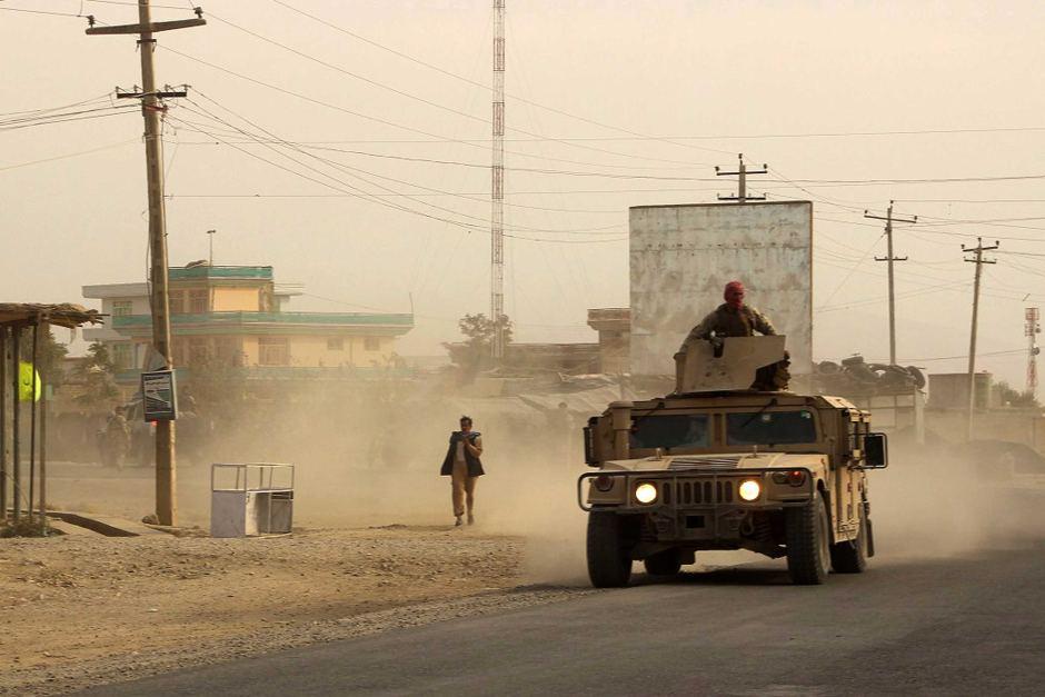 फगानिस्तानमा मस्जिद बिस्फोटमा मृत्यु हुने ३२ पुगे