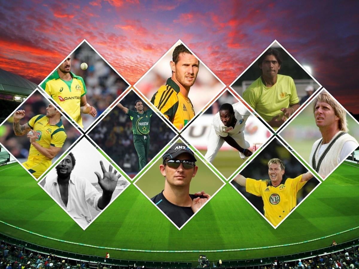 अन्तर्राष्ट्रिय क्रिकेटका १० तिव्र गतिका बलरहरु
