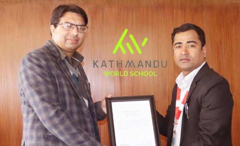 काठमाडौँ वर्ल्ड स्कुल सहकार्यमा नेफ्टा फिल्मी अवार्ड २०७६ हुने