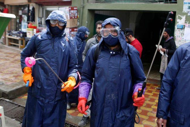 भारतमा कोरोना संक्रमितको संख्या ७ लाख पार, सबैभन्दा धेरै संक्रमित हुने विश्वको तेस्रो मुलुक