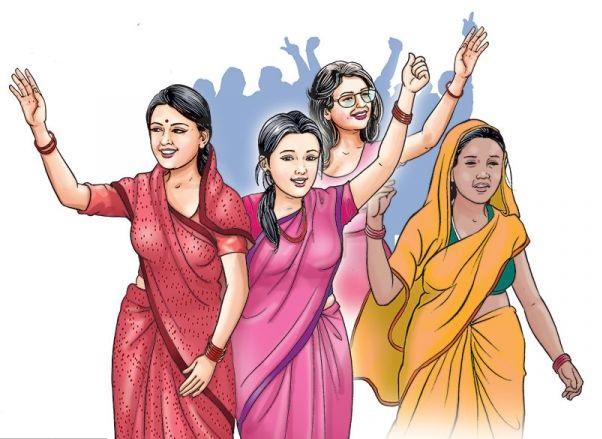 'महिला समानता र अधिकारका कुरा संविधानमा उल्लेख भएपनि कार्यान्वयन हुन सकेन'