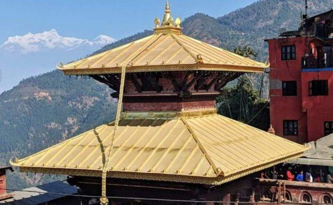 मनकामना मन्दिर परिसरमा 'हेल्थ डेस्क'