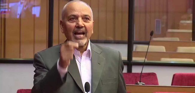 राष्ट्रिय सभा नेपाली काँग्रेस संसदीय दलको नेतामा अधिकारी