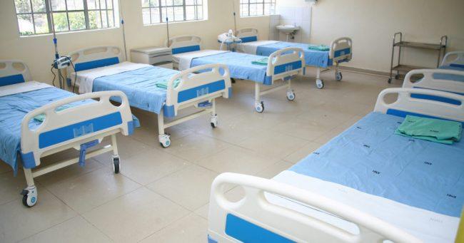 तुलसीपुरमा १०० श्ययाको अस्पताल बन्दै