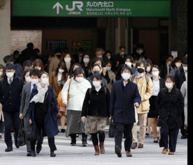 जापानमा कोरोना संक्रमितको संख्या ४ हजार नाघ्यो, शनिवार एकै दिनमा २३० जना थपिए