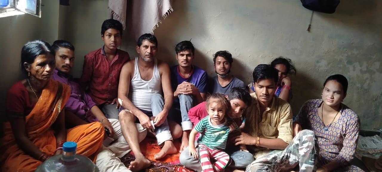 भारतको राजधानी दिल्लीमा अलपत्र नेपालीहरु, रोगले होइन भोकले मर्ने अवस्था