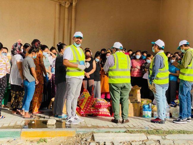 एनआरएनएको दावी : डेढ दर्जन देशमा ३ हजारलाई राहत बाँडियो