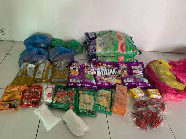 सुदुरपश्चिमेली नेपाली समाज पेनाङ मलेसियाद्धारा नेपाली हरुलाई राहत वितरण