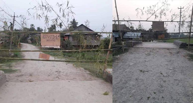 लकडाउनका नाममा जथाभावी बाटो अवरुद्ध, अत्यावश्यक सेवामा समस्या