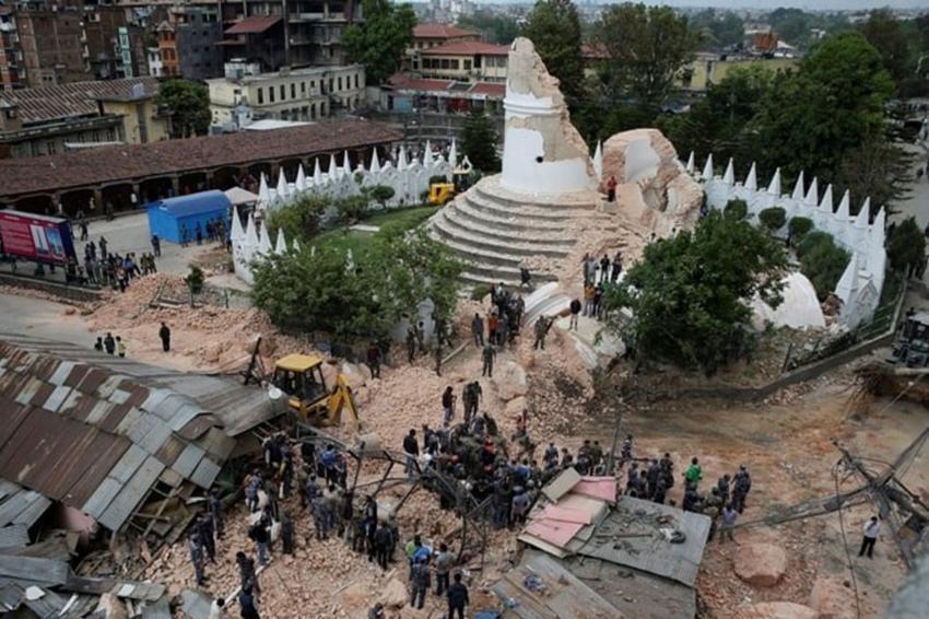 विनाशकारी महाभूकम्पको ५ वर्ष पूरा