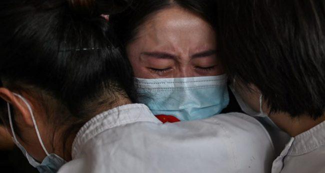 कोरोनाभाइरसको इपिसेन्टर चीनको वुहानमा ७६ दिनपछि लकडाउन खुल्दा…