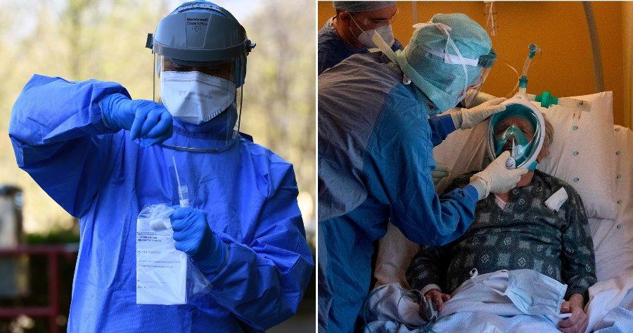 कोरोनाको संक्रमणबाट विश्वमा ३ लाख ८८ हजार बढीको मृत्यु, संक्रमितको संख्या ६५ लाख नाघ्यो