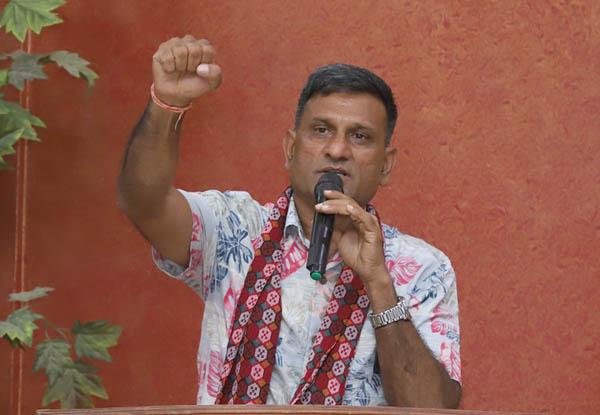 पूर्व आईजीपी खनाल संलग्न 'अपरहण काण्ड' को तत्काल छानवीन होस् : पूर्व डीआईजी रमेश खरेल