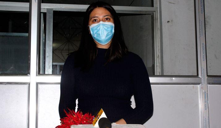 कोरोनाको युद्ध जितेर घर फर्किइन् दोस्रो संक्रमित युवती