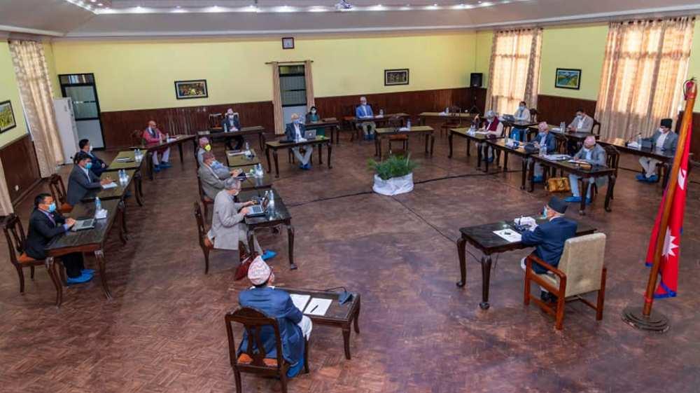 मन्त्रिपरिषद बैठक सुरु, विदेशमा रहेका नेपाली ल्याउनेबारे छलफल