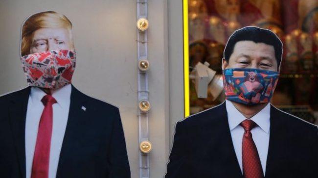 अमेरिकामाथि खनियाे चीन,  'षड्यन्त्रहरू' फैलाएको आरोप