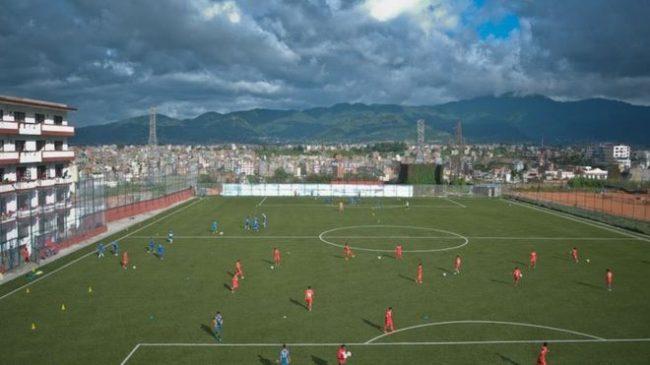 एन्फा भवन विवाद : कसरी निर्माण भएको थियो फुटबल सङ्घको भवन