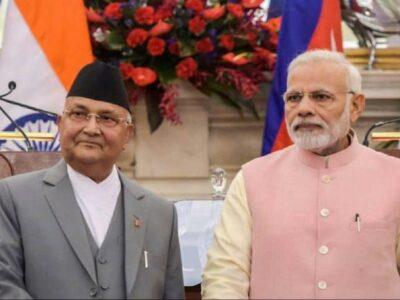 भारतीय अखबारमा टिप्पणीः 'मोदीजस्तै छन् नेपालका ओली'