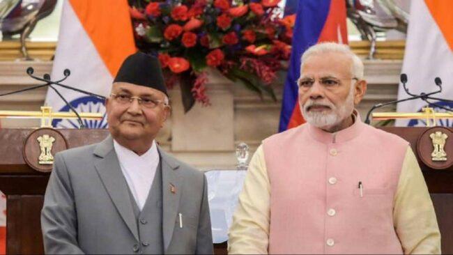 ३ साता नटेरेर चुपचाप बसेको भारत नेपालले संविधान संशोधन गर्नै लागेपछि बोल्यो