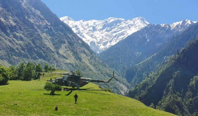 त्यसै लिपुलेक क्षेत्रमा नेपाली सेना पठाइएको हो र ?