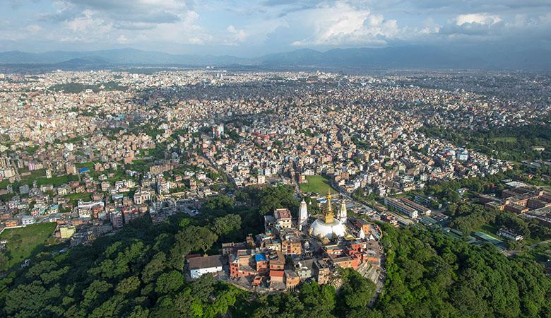कोरोना कहर : काठमाडौंमा खाली कोठा र सटर प्रशस्तै