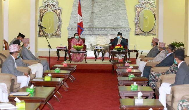 राष्ट्रिय एकता, सार्वभौमसत्ता र अखण्डताको रक्षा गर्ने कार्य उच्च प्राथमिकतामा छः सरकार
