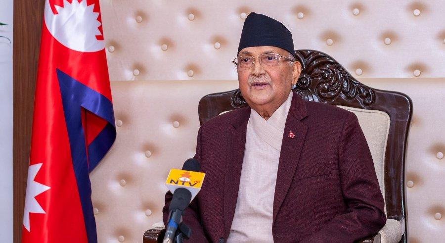 गणतन्त्र दिवसमा प्रधानमन्त्रीको गीत उपहार, 'बन्छ नमूना नेपाल' (भिडियोसहित)