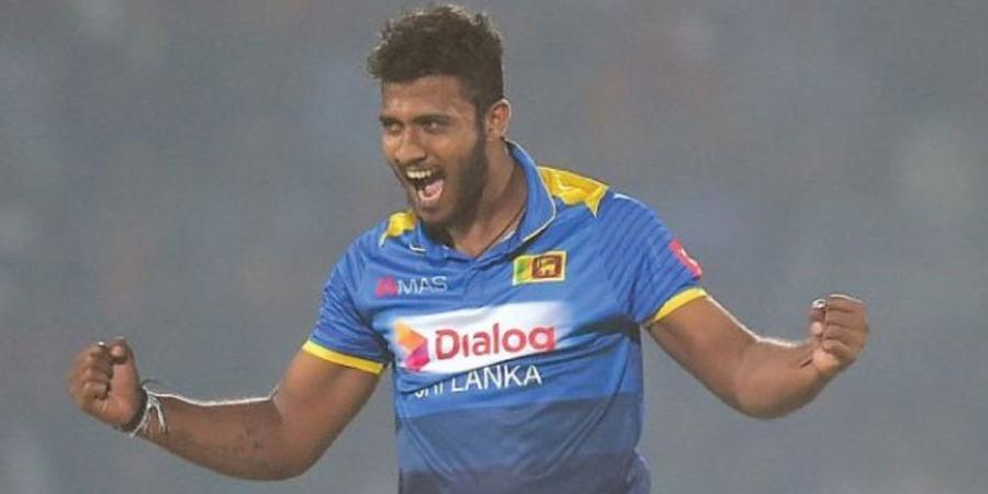 श्रीलंकन क्रिकेट बोर्ड द्धारा क्रिकेट खेलाडी मदुशनाकालाई निलम्बन
