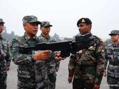 भारतीय सेनाको गस्ती टोलीलाई चिनियाँ सेनाले हतियारसहित नियन्त्रणमा लियो !