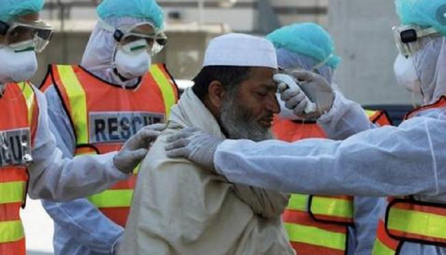 पाकिस्तानमा पनि बढ्दै कोरोना भाइरसका संक्रमित